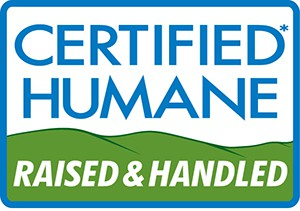 Certified Humane Raised and Handled Logo