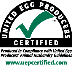 United Egg Producers Certified Logo